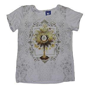 Camiseta Babylook Ostensório