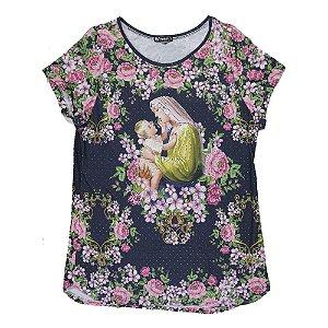 Camiseta Nossa Senhora Mãe de Deus