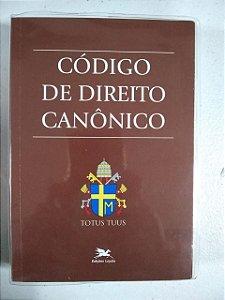 Código de Direito Canônico - Versão Bolso