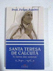 """Santa Teresa de Calcutá - """"A Santa das sarjetas"""""""
