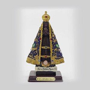 Nossa Senhora Aparecida 15 cm (0424)