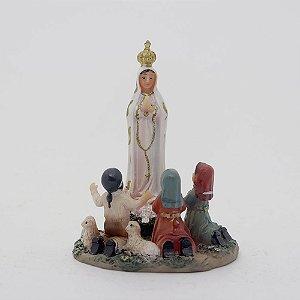 Nossa Senhora de Fátima 8 cm (7895)