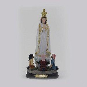 Nossa Senhora de Fátima 15 cm (7544)