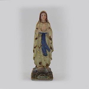 Nossa Senhora de Lourdes 14 cm (7671)