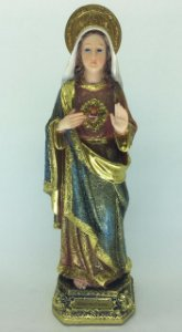 Imaculado Coração de Maria 30,5 cm (1559)