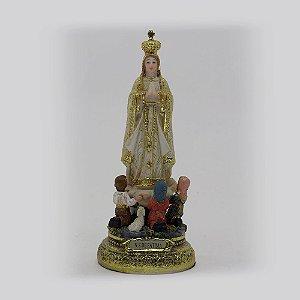 Nossa Senhora de Fátima 15 cm (7337)