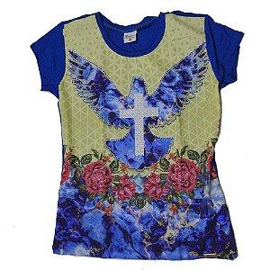 Camiseta Espírito Santo - Azul
