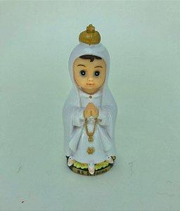 Nossa Senhora de Fátima bebe 8 cm (A4224)