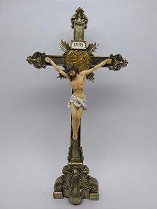 Cruz de mesa resina 45,7 cm (7868)