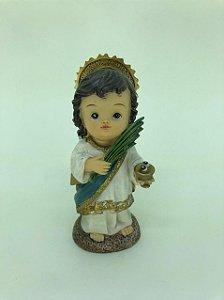 Santa Luzia bebe 10 cm (A2279)