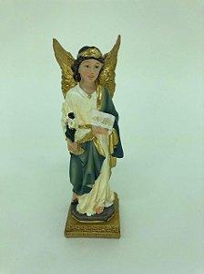 São Gabriel Arcanjo resina 13 cm (A0303)