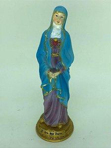 Nossa Senhora das Dores resina 20 cm (A3698)
