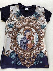 Camiseta Nossa Senhora do Perpetuo Socorro