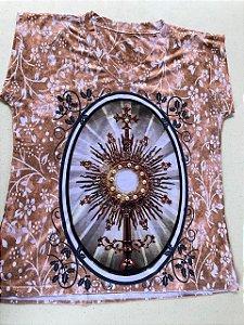 Camiseta babylook Santíssimo Sacramento