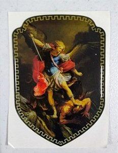 Adesivo Resinado São Miguel 8 cm (8159)