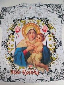 Camiseta babylook Mãe Rainha