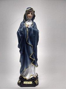Nossa Senhora das Dores resina 29,5 cm (7020)