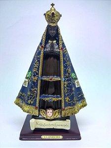 Nossa Senhora Aparecida resina 30,5 cm (7034)