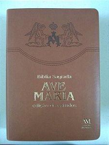 Bíblia Ave-Maria - Edição de Estudo (2499)