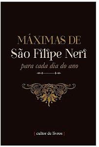 Máximas de São Filipe Neri para cada dia do ano (8118)