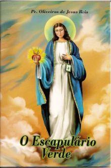 Livro O Escapulário Verde - Pe. Oliveiros de Jesus Reis (2639)