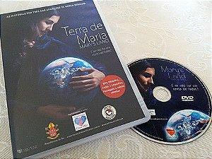 Dvd Terra de Maria - Mary's Land | As histórias por trás das aparições de Nossa Senhora (6475)