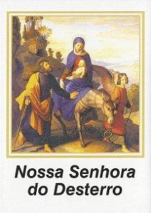 Folheto Nossa Senhora do Desterro (2039)