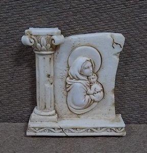 Lembrança 6cm resina - Mãe de Deus (6812)