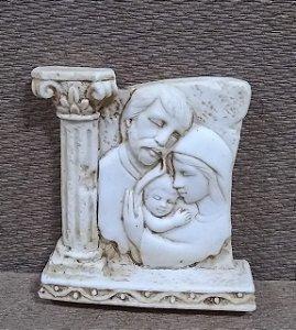 Lembrança 6cm resina - Sagrada Família (6812)