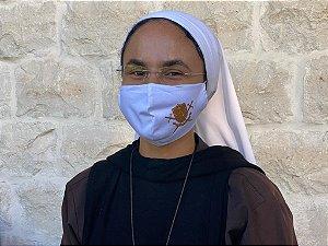 Mascara de Proteção facial - Branca