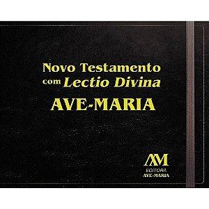 Novo Testamento com Lectio Divina - Ave-Maria (4272)