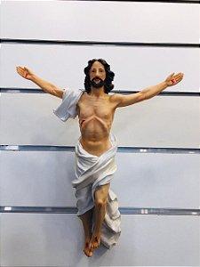 Cristo Ressuscitado parede 30cm (7467)
