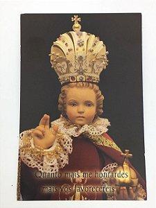 Folheto do Menino Jesus (3017)