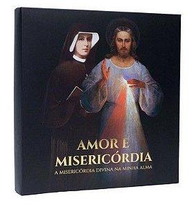 Box Diário de Santa Faustina - Edição Limitada CAPA DURA (8215)