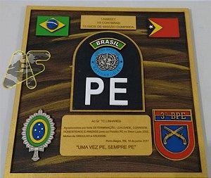 3º BPE MISSÃO DE PAZ