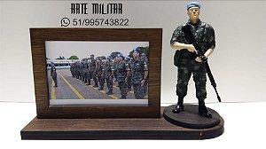 Miniatura Militar Missão de Paz