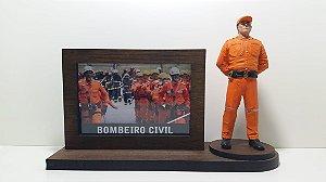 Miniatura Bombeiro Civil