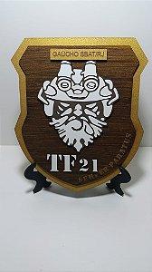 Panóplia Airsoft da Equipe TF 21