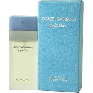 DOLCE & GABANNA LIGHT BLUE EDT - 100ML