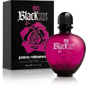 XS BLACK FEM EDT - 80ML