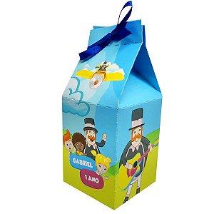Caixinha Milk Personalizada