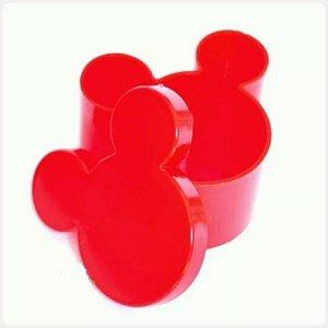 Caixinha Mickey Vermelha - 10 und.