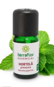 Óleo essencial de Hortelã Pimenta 10ml