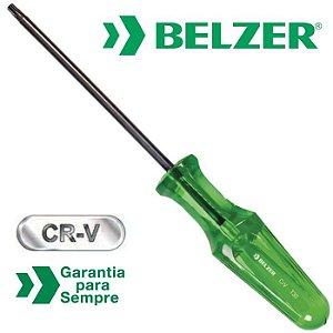 Chave Torx Reta com Cabo Ergonômica T25 - BELZER-231125BBR