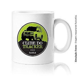 Caneca em Porcelana :: Clube do Tracker