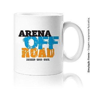 Caneca em Porcelana :: Arena Off Road 2016