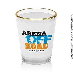 Copinho de Shot em Vidro :: Arena Off Road