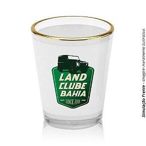 Copinho de Shot em Vidro :: Land Clube da Bahia