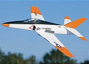AERO EVADER EDF SPORT JET EP ARF C/ FAM E MOTOR 26,5'' ELETRIFLY