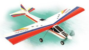 AEROMODELO SONIC HIGH WING SIZE 25-.32